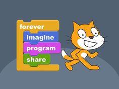 Curso de Programación con #Scratch para profesores vía @ProgramoErgoSum