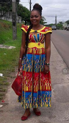 African Maxi Dresses, African Fashion Ankara, African Inspired Fashion, Latest African Fashion Dresses, African Dresses For Women, African Print Fashion, Africa Fashion, African Attire, African Wear