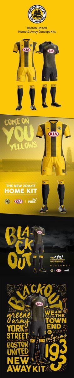 Football Kit Concept designs on Behance