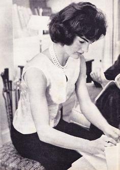 sumnersjourney: Jackie Kennedy ♥