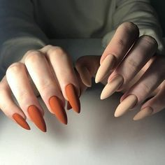 In look for some nail designs and some ideas for your nails? Listed here is our set of must-try coffin acrylic nails for modern women. Best Acrylic Nails, Acrylic Nail Designs, Long Nails, My Nails, Long Round Nails, Nails 2017, Short Nails, Grunge Nails, Fire Nails