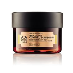 Brazilian Cupuaçu Scrub-in-Oil | The Body Shop ®
