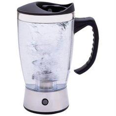 Lacuisine 28oz (.83l) Tornado Portable Mixer Mug