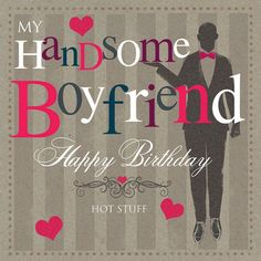Birthday Boyfriend