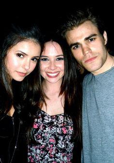 Nina, Malese & Paul
