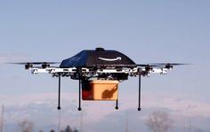 Patent Application Reveals New Details About Amazon's Drone