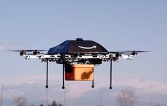 Patent Application Reveals New Details About Amazon's Drone
