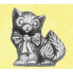 Plaster Fun House - Cat with bow tie Plaster Molds, Fun House, Bows, Tie, Animals, Arches, Animales, Bowties, Animaux
