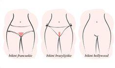 Rodzaje depilacji