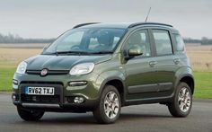 3G Ultimate Fiat Panda 4x4 the best of today's quality, comfort, technology safety features successor best-seller first appeared 29 years ago