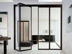 30+ Trendy & Stylish Interior Glass Doors Design Ideas - Page 23 of 34