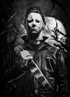 I really love michael myers.