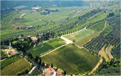 Panoramica #Valpolicella | http://www.agriturismo.st/it/italia/Strada-del-Valpolicella/