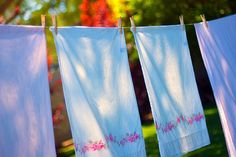 Ohhhhh to have a laundry line right @Rebecca Gunderson?