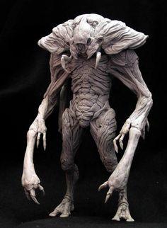 Zbrush, Alien Concept Art, Creature Concept Art, Monster Design, Monster Art, Alien Creatures, Fantasy Creatures, Creature Feature, Creature Design