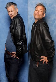FOREVER REPIN RUPERT GRAVES SHOWING HOW IT WOULD BE IF MODELS WERE GENDERBENT