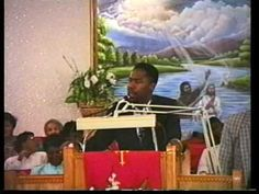 Rev. Paul Jones - I Won't Complain-October 1989 in Texas City, Texas