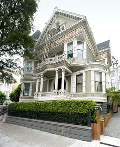 San Francisco Landmark 54: Edward Coleman House