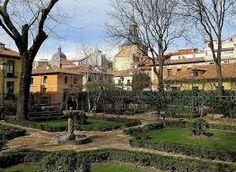 Resultado de imagen de fotos de parques y jardines de madrid