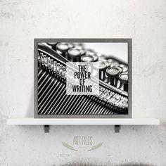 Quote Print Printable Wall Art The power of di ArtFilesVicky, €3.78