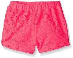 Kensie Little Girls Pull On Fly Away Short with Pom Trim, Neon Coral, 4 kensie http://www.amazon.com/dp/B01B3SB3J4/ref=cm_sw_r_pi_dp_k5b7wb0ZZXYN9