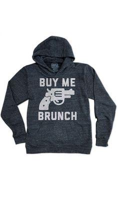 buy me brunch hoody