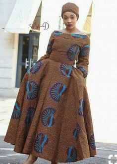 African Print Dress/African Clothing/African Dress For Women/African Dress/African Fashion/African M #womensafricanfashion