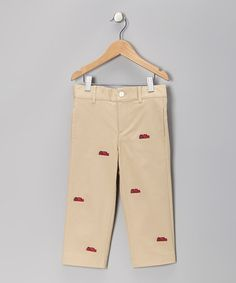 Another great find on #zulily! Ole Miss Rebels Pants - Toddler & Boys #zulilyfinds