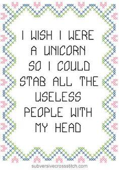 PDF: If I Were A Unicorn...