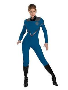 Invisible Woman Fantastic Four costume
