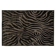 Farashe Zebra Rug