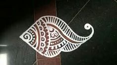 Rangoli Kolam Designs on Happy Shappy in Here you can find the most beautiful & Simple design, photos, images, free hand and more in Small & Large design Ideas Easy Rangoli Designs Videos, Rangoli Designs Flower, Colorful Rangoli Designs, Rangoli Ideas, Rangoli Designs Diwali, Kolam Rangoli, Beautiful Rangoli Designs, Peacock Rangoli, Padi Kolam
