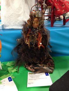 Spirit Doll: Warrior Dancer