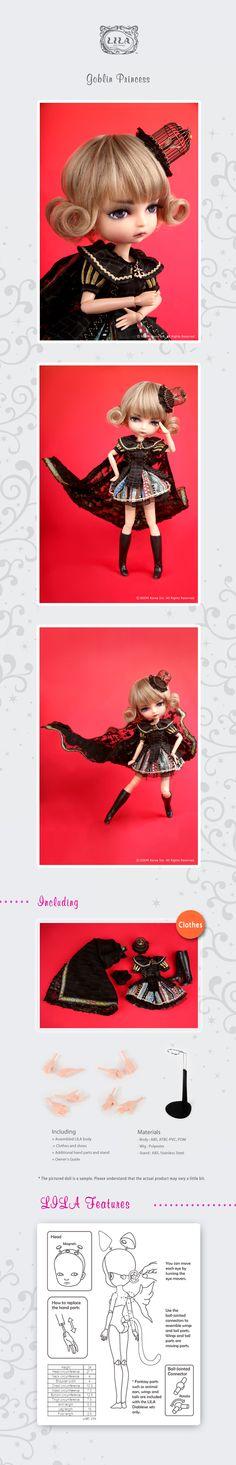 34cm] Goblin Princess