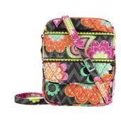 Mini Hipster in Moon Blooms | Vera Bradley...I think this will be perfect to carry a few things that I might want to have in the park (ibuprofen, chap stick, phone, etc)