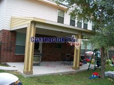 Charming Covered Patios   Patio Builder