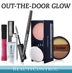 #REPIN if you never leave home without your BC Color Perfecting Wet/Dry Finish! If not these products, what do you take with you in your beauti bag? #BeautiControl #Makeup