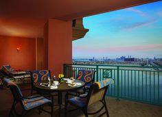 True or False - The view from our Club Suite is breathtaking.  #AtlantisThePalm #Travel #Holiday #Dubai #AtlantisMoments