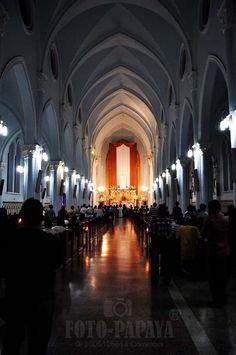 Maria Auxiliadora Church - FOTO: Carlos Arboleda Conde - Fotopapaya Colombia - Cel.3006105614