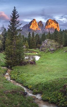 Italy is a fascinating country with historical cities, scenic countryside, mountains, nice-looking coast and art treasures. Gothic Landscape, Italy Landscape, Mountain Landscape, Beautiful World, Beautiful Places, Landscape Photography, Nature Photography, Nature Scenes, Best Photographers