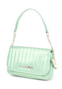 Luxe De Ville Mini Gambler är en snygg väska inspirerad av 50-tal, amerikanska bilar, las vegas och retroglamour.