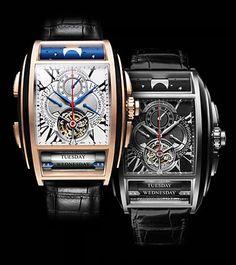 2ecce299d7e Maîtres du Temps - Chapter One - the dial reveals central coaxial hours
