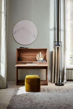 Secrétaire en bois INK By MOLTENI & C. design Jasper Morrison