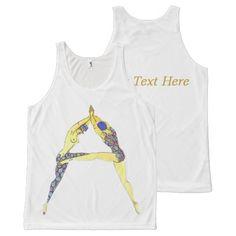 "Monogram ""A""-Art Deco - T-Shirt"