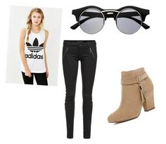 """""""sporty but its fashion for everything"""" by lilyfarr ❤ liked on Polyvore"""