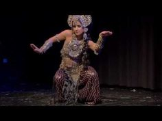 Kira Lebedeva aka Habibi Lal @ TribalFestion: Vienna International Dance Event 2016 - YouTube #BellyDancingMusic