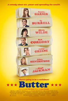 Un film di Jim Field Smith con Jennifer Garner, Ty Burrell, Garrett Schenck, Kristen Schaal. Chi è più bravo a fare sculture di burro?.