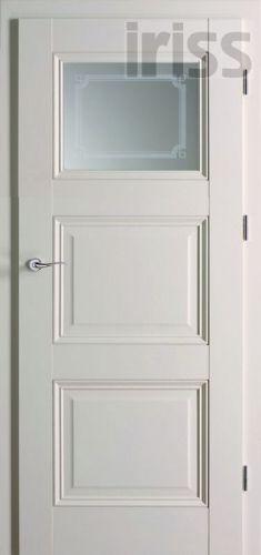 Dveře PORTA VILLADORA Retro Delarte 1 | dveře VILLADORA RETRO | interierové dveře PORTA dýha | Interiérové dveře | Zboží | IRISS - dveře, podlahy, okna, půdní schody - Ostrava