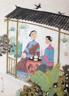 Hu Yongkai (China, born 1945)