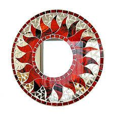 Image result for mosaic sun mirror